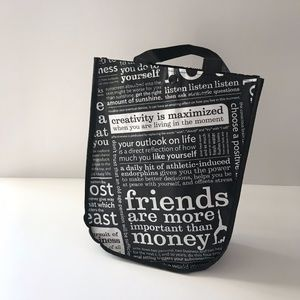 3/$25 Lululemon Athletica Yoga Small Reusable Bag